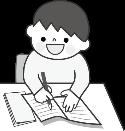勉強のイラスト/無料イラスト ... : 小学生の無料学習プリント : プリント